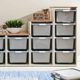 Melody-Oak-9G  Storage Box  (3 Pcs)