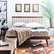 Zambia Queen Bed
