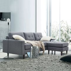 UJ147S  Sofa w/ Chaise