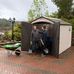 60282  Outdoor Storage Shed