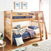 Pluto  Wooden Bunker Bed