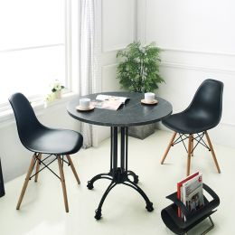 Eng-R-800-Black Dinette Table