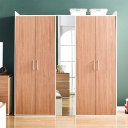 WD-8000 3-Unit Closet w/ Mirror
