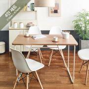 IK-Small-Ivy-Oak-4C  Dining Set