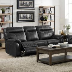 Atlas Double Recliner Sofa w/ Power