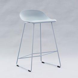 PC-148A-Grey  Bar Chair