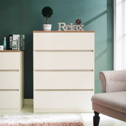 AD-40-Ivy  4-Drawer Chest