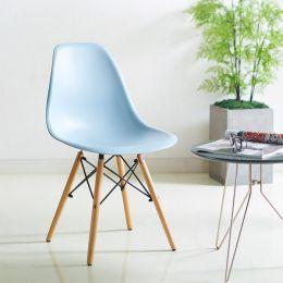 BB-638-Sky Blue  Chair