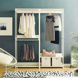 WC-800-BC-Ivy  2-Unit Closet