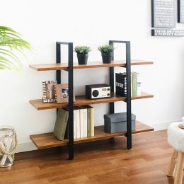 MB-203B-Acacia  Wall Unit   (23t Top)