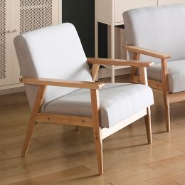 LW-9301-Natural Single Chair