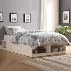 Cozy  Single Storage Bed