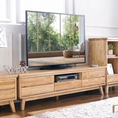 NB-Natural-TV  TV Stand