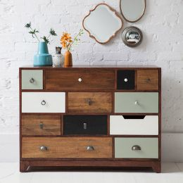 Haily-012  12-Drawer Chest
