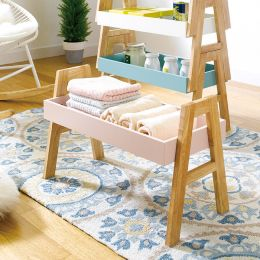 A-Tray-Pink  Stackable Rack