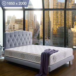 Titan-1650   King Spring Mattress (상단)