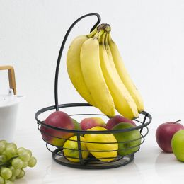 59877ES  Fruit Bowl w/ Hanger