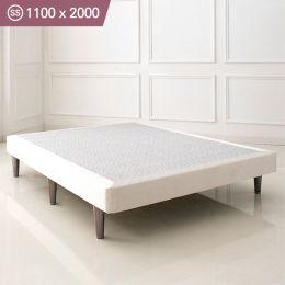 Foundation-1100 Super Single Mattress (하단) (Plastic 다리 7개 포함)