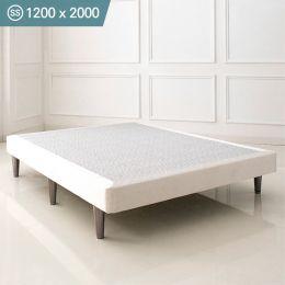 Foundation-1200  Super Single Mattress (하단)(Plastic 다리 7개 포함)