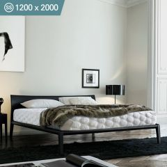 Gel-Deluxe-1200 Super Single Memory Foam Mattress (상단)