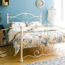 H9199-K King Metal Bed
