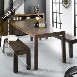 Ocean-Walnut-D  Dining Table (Table Only)