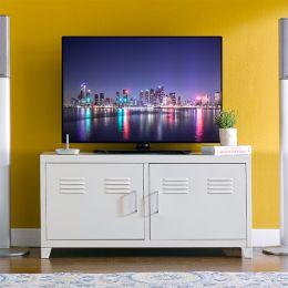 LLC-48-Ivory  TV Stand