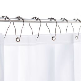CHL-B0650A   Shower Hooks  (12 Pcs)