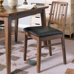 Miso-Walnut-C  Wooden Chair