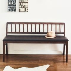 Miso-Wal-XL  Wooden Bench
