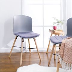 Story 10-Grey  Comfort Chair