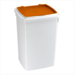 Feedy 26-Orange  Pet Food Container