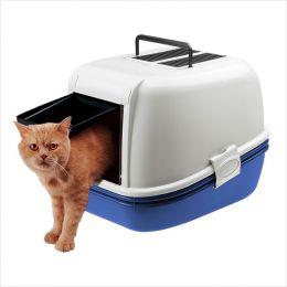 Magix-Blue   Cat Toilet