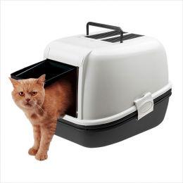 Magix-Black   Cat Toilet