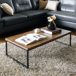 T-1200-Acacia  Sofa Table