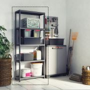 Scaffale Plus-5  5-Tier Shelf