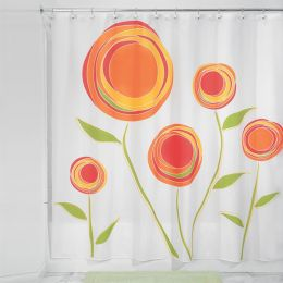 37120EJ  Marigold Shower Curtain