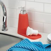 63944EJ   Soap Pump & Caddy