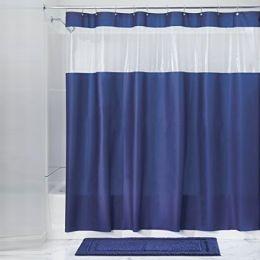 26688EJ  Hitchcock EVA Shower Curtain