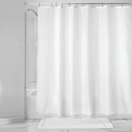 15621EJ  Poly Shower Curtain