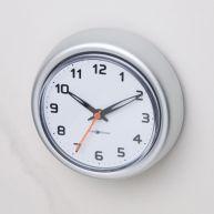22210EJ  Aluminum Suction Clock