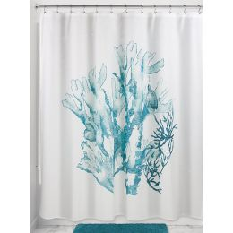 61220EJ  Coral Shower Curtain