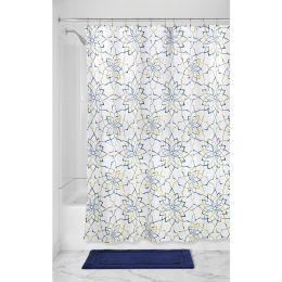 59820EJ  Kenzie Floral Shower Curtain