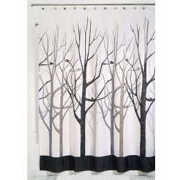 45099EJ  Forest Shower Curtain