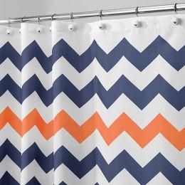 43027EJ  Chevron Shower Curtain