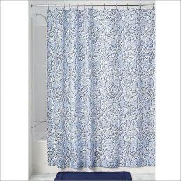 57820EJ  Filigree Shower Curtain