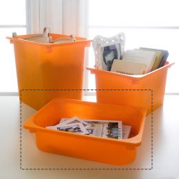 AW61-OR-Small  Storage Box