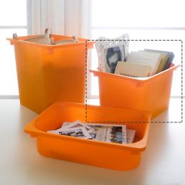 AW62-OR-Medium  Storage Box