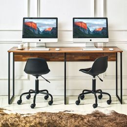 Tutor-Acacia-2S  Double Desk