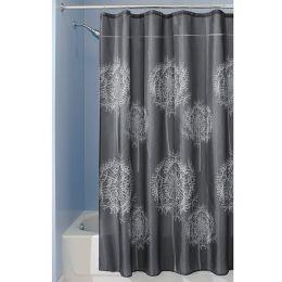37091EJ  Dandelion Shower Curtain